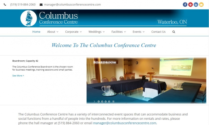 Columbus Conference Centre